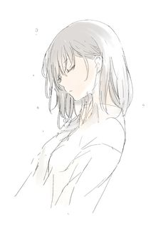 Shared by Find images and videos about anime, text and anime girl on We Heart It - the app to get lost in what you love. Manga Girl, Anime Art Girl, Manga Anime, Anime Girls, Character Art, Character Design, Poses References, Beautiful Anime Girl, Anime Sketch