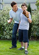 In relationships between fathers and sons, why does a game of #catch with a #baseball mean so much to so many?