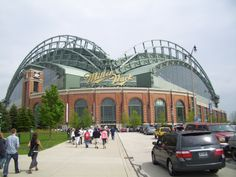Miller Park - Milwaukee, WI (District Convention 2014)
