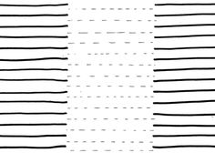 Lines, black. Feutre et critérium. © Noemie Devime