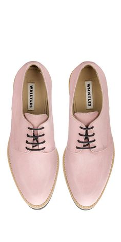 Maybe not pink, but I like the shape a lot, Sary.   Women's Designer Shoes, Boots & Sandals | WHISTLES