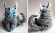 Creeper Critter Drake by Si3art on deviantART