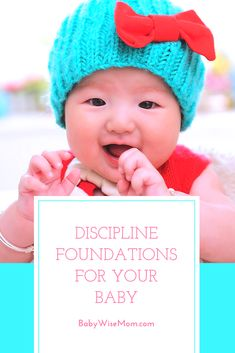 How to successfully prepare your baby for being taught no. Discipline | discipline baby | #discipline