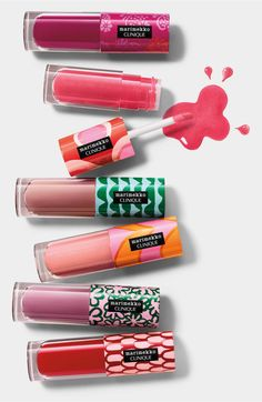 Main Image - Clinique Marimekko Pop Splash Lip Gloss (Limited Edition)