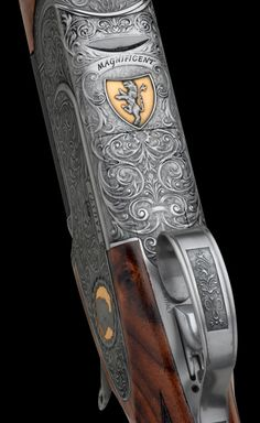 Fausti - Fine Italian Shotguns - Hand crafted, hand engraved, hand machined and hand pieced, masterpieces!