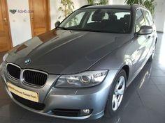 BMW 320 D Touring GPS BMW 320 D Touring, ano 2012, cor Cinza, direcção assistida, 4 vidros eléctricos, fecho central de portas com comando a distancia, retrovisores eléctricos, cruise contro...