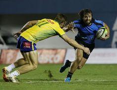 Blog Esportivo do Suíço: Brasil perde para o Uruguai no Americas Rugby Championship