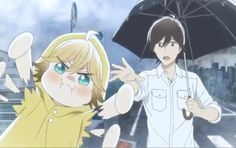 Poco's Udon World is an anime I'm currently watching! It's a super cute slice-of-life show that fans of Barakamon are sure to enjoy!❤️  #anime #pocosudonworld