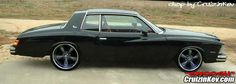 1978 Monte Carlo SS Sale | this is what my monte should look like (kinda) in the end
