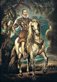 El Duque de Lerma, por Rubens