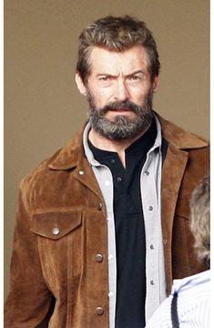 Hugh Jackman Wolverine 3 Jacket