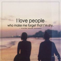 I love people - http://themindsjournal.com/i-love-people/