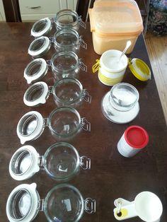 DIY pancake jar