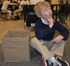 Thinking Outside the Box — Higher Order Thinking in Kindergarten