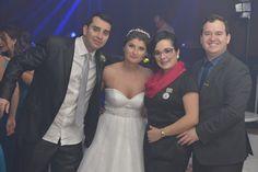 Na pista de dança com Camila e Juliano! Fotografia Luis Baroni