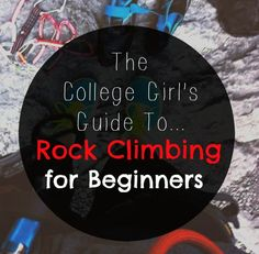 What equipment do you need? What does 'belay' mean? Everything you need to know to start learning how to rock climb!