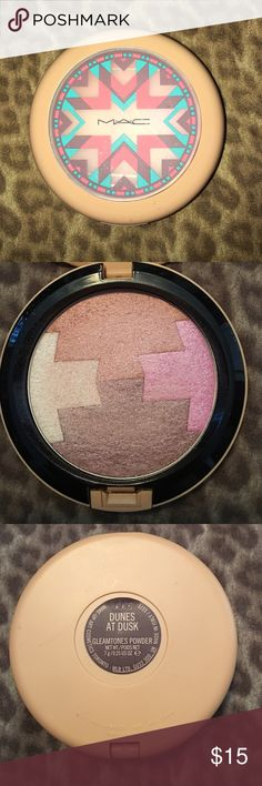 MAC Highlighter *Limited Edition* Gleamtones Powder !! MAC Cosmetics Makeup Luminizer