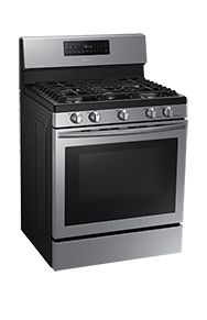 Cuisinière au gaz Conventionnelle Samsung - NX58H5600SSAC | BMCanada