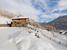 wunderschöne Ferien in einem #Chalet in #Italien!