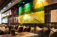 KAPITANOV DESIGN- Cafe Raffy - София coffee interior design
