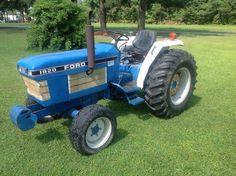 Ford 1920 Tractor In Virginia South Carolina North Carolina NC - Equipment Scout