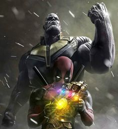 "907 Me gusta, 2 comentarios - Comic Warrior Z (@comicwarriorz) en Instagram: ""Deadpool what are you up to now?? #comics #infinitywar #spiderman #ironman #hulk #thor…"""
