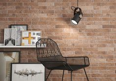 Phoenix Rust has a terracotta matt Stone effect finish with a rippled surface. This Wall and floor Tile can be used both internally and externally and is brick shaped, so is Perfect for use in your kitchen, bathroom or utility, as well as any ou Wall And Floor Tiles, Wall Tiles, Outdoor Chairs, Outdoor Furniture, Outdoor Decor, Brick Effect Tiles, Calacatta, Rust, Ceiling Lights