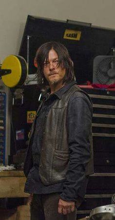 "The Walking Dead 5x13 ""Forget"" Daryl Dixon"