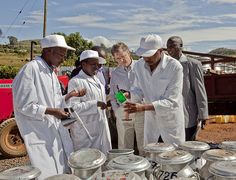 'Nothing improves an economy as efficiently as agriculture'--Bill Gates to US Senate