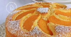 Happy Home Baking: Orange and peach yoghurt cake. Orange cake w/peaches on top. Peach Yogurt Cake, Peach Cake, Dump Cake Recipes, Baking Recipes, Dessert Recipes, Easy Recipes, Home Baking, Cake Ingredients, Cupcake Cakes