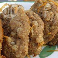 Biscuits au gruau et à l'orange @ qc.allrecipes.ca