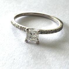 WhileGold & Diamonds Oro Blanco & Diamantes
