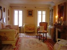 maisonperso's blog - Page 2 - Une Demeure de Charme - Skyrock.com mini living room salon