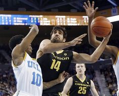 cee6f1e7291 Oregon Ducks vs. UCLA Bruins - Photos - January 19