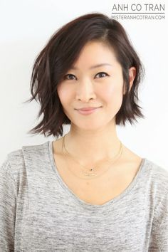 Anh Co Tran: LA: THE MOST PERFECT BOBS ARE AT RAMIREZ|TRAN SALON
