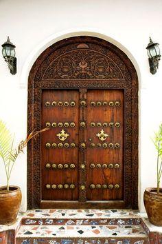 puertas espectaculares