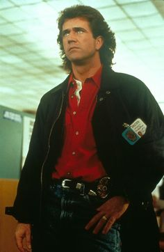 Martin Riggs has always been the basis for Vincent. Well-trained, snarky, but haunted by his past.