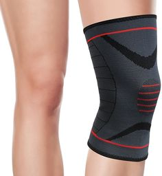 632c194fa3 #OMorc Knee Compression Sleeve Knee Brace for Running, #Hiking, #Basketball,