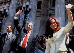 MARZO 1, 2006 Nestor Kirchner en el inicio de Sesiones Ordinarias, 2006