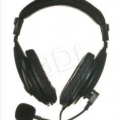 Gwarancja:        24 miesiące gwarancji              Kod Producenta:         04165              P/N:         5908214305452              Kod EAN:         5908214305452              Opis:                       Typ:         Słuchawki wokółuszne z mikrofonem              Konstrukcja:         zamknięte              Możliwość pracy bezprzewodowej:         Nie              Typ transmisji bezprzewodowej:         Nie dotyczy              Zasięg:         Nie dotyczy              Pasmo prze...