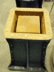Large Planter Concrete Mold
