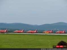 Aviation Photo Gallery | RAF Red Arrows