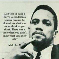 malcolm x words of wisdom