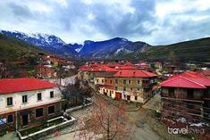 Mια μοναδική χειμερινή εμπειρία: Bόλτα στα 17 πιο όμορφα χωριά της Ελλάδας! (Photos)