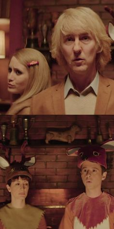 Wes Anderson + Horror + SNL = Magic