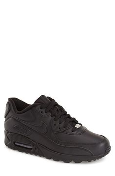 the best attitude 11ec4 34185 NIKE  Air Max 90  Leather Sneaker (Men).  nike  shoes