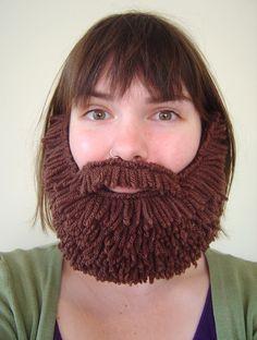 brown beard...awesome!