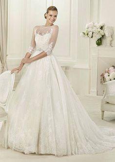pronovia robe de mariée -