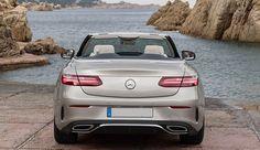 Den nye Mercedes Benz E Klasse Cabriolet er ankommet