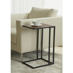 Jesper Office Laptop & Side Table | Overstock.com Shopping - Great Deals on Coffee, Sofa & End Tables